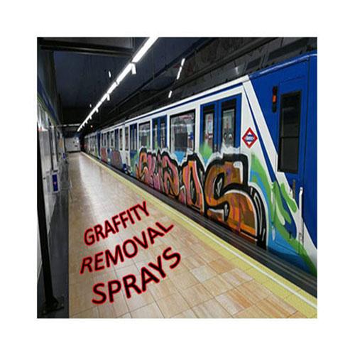 Spray Αφαίρεσης Graffiti