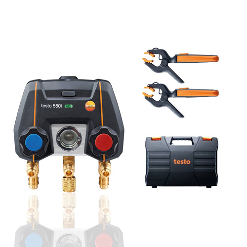 psifiako-manometro-testo-550i-smart-set